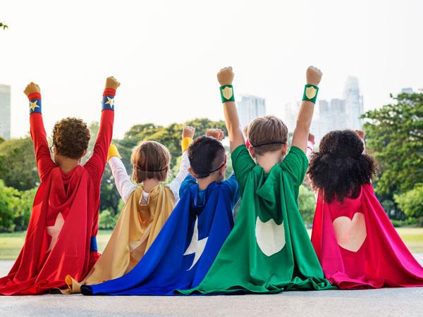 Kindern den Rücken stärken - Kampfsport - Selbstbehauptung - Selbstverteidigung