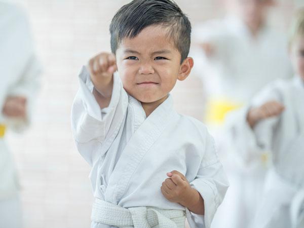 Freie Plätze bei den Minis - Kampfsport - Selbstverteidigung - Kampfkunst - Kiel