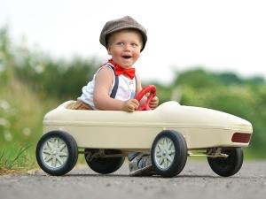 Sicherheit für Kinder im Strassenverkehr