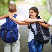 Kinder sicher auf den Schulweg vorbereiten