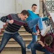 Gewalt an Schulen - Selbstbehauptung und Selbstverteidigung